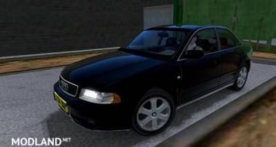 Audi S4 2000 [1.3.3], 1 photo